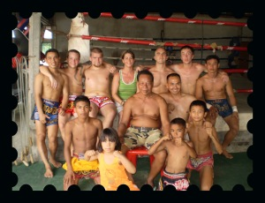 Our Boxing Family
