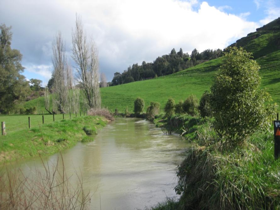 Waitomo River